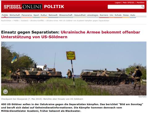 spiegel.de, 11.05.2014