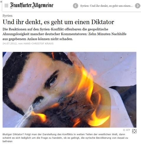faz.net, 24.07.2012