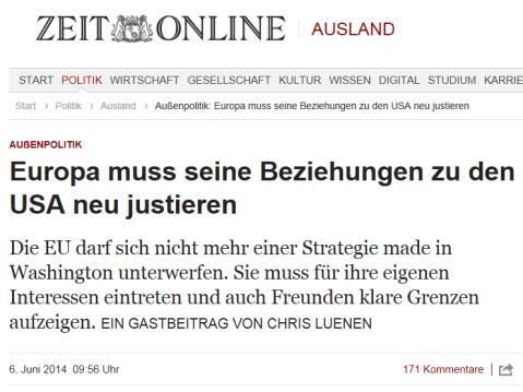 2014-06-06 zeit.de