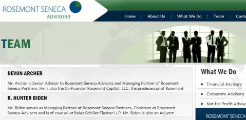 "rosemontsenecaadvisors.com, ""team"""
