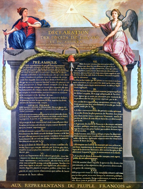 1789-08-26 Declaration_of_the_Rights_of_Man_and_of_the_Citizen_in_1789