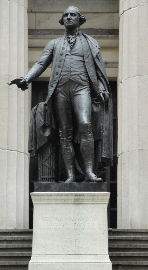 George_Washington_Statue_at_Federal_Hall