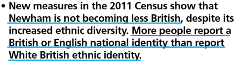 2013-10-00 University of Manchester - ethnicity.ac.uk summary 2