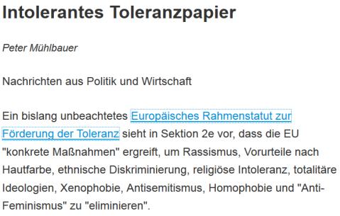 (Quelle: http://www.heise.de/tp/news/Intolerantes-Toleranzpapier-2014716.html, 22.09.2013)