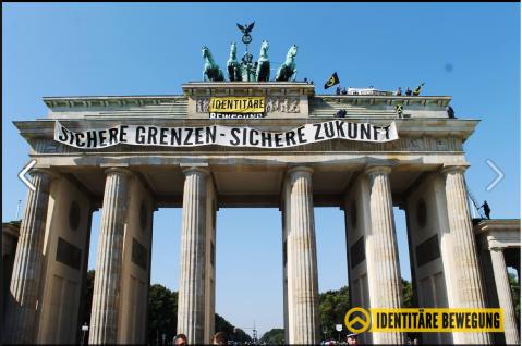 identitäre bewegung deutschland - facebook 27.08.2016
