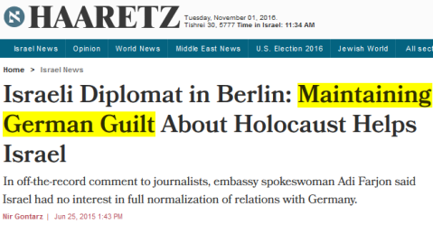 2015-06-25-haaretz_israeli_diplomat_in_berlin_maintaining_german_guilt_about_holocaust_helps_israe