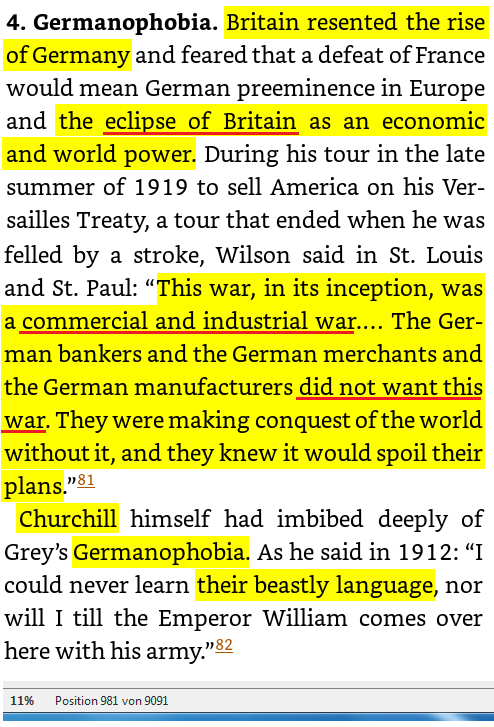 0981 chapter 2 Germany did not want this war
