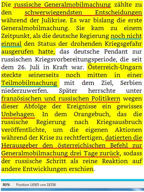 TEIL III KRISE - Kapitel 12 Die letzten Tage Pos 14565