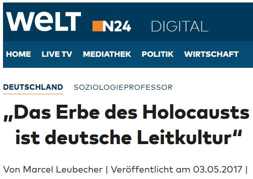 2017-05-03_Ruud_Koopmans_Das_Erbe_des_Holocaust_ist_deutsche_Leitkultur_WELT