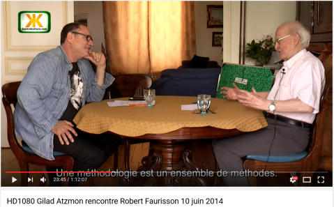 HD1080_Gilad_Atzmon_rencontre_Robert_Faurisson_10_juin_2014_YouTube
