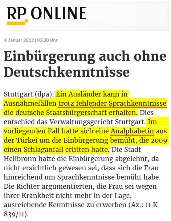 2012-01-04 RP_Einbürgerung auch ohne Deutschkenntnisse