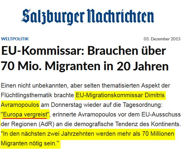 2015-12-03 SALZBURGER NACHRICHTEN_EU_Kommissar_Brauchen_über_70_Mio._Migranten_in_20_Jahren_sn.at