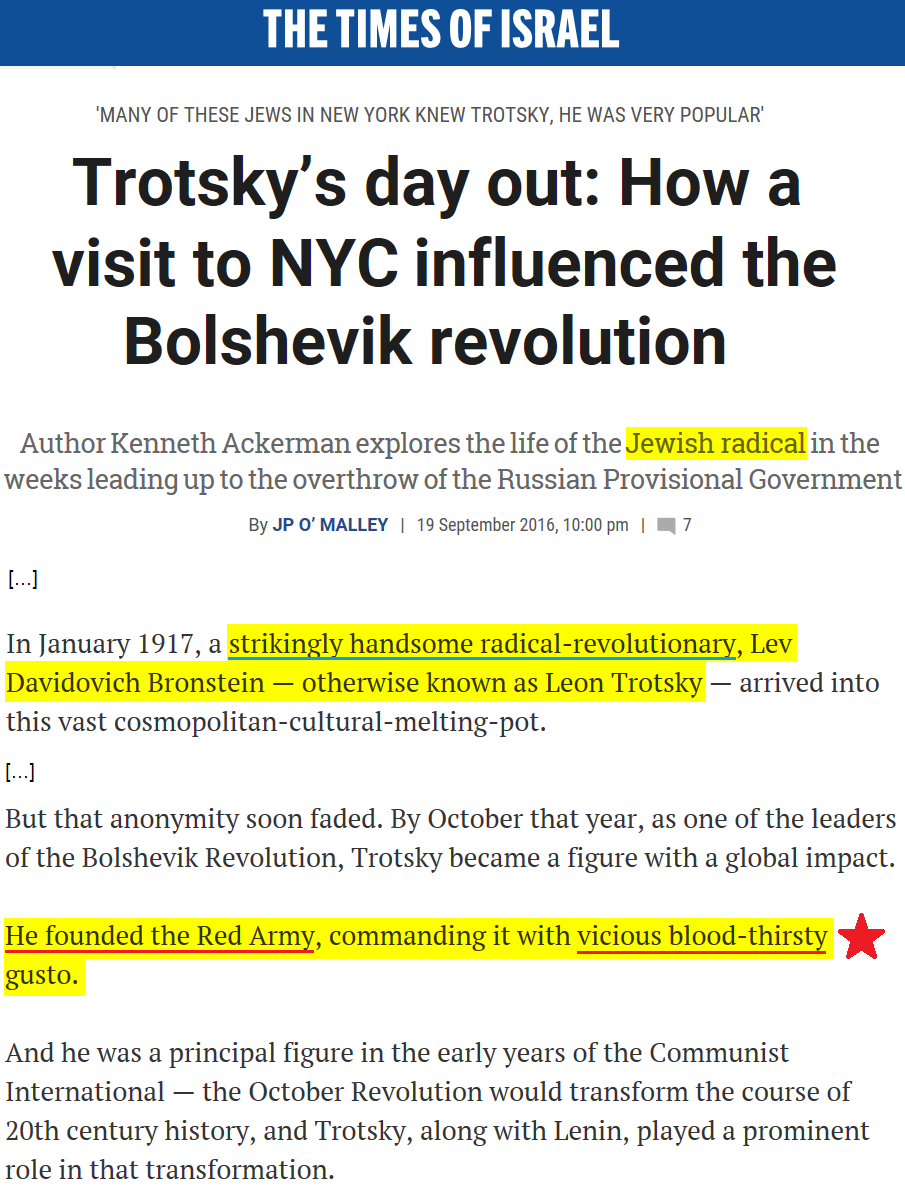2016-09-19 TOI_Trotsky_s_day_out_How_a_visit_to_NYC_influenced_the_Bolshevik_revolution_The_