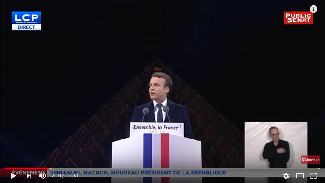 2017-05-07_02m10_REPLAY._Discours_intégral_d_Emmanuel_Macron_au_Louvre_YouTube_Internet_Explo