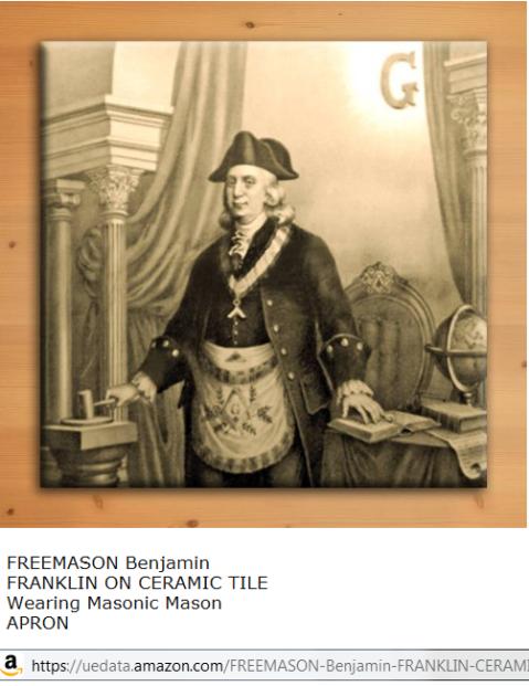 2018_11_13_11_13_52_Amazon.com_FREEMASON_Benjamin_FRANKLIN_ON_CERAMIC_TILE_Wearing_Masonic_Mason_AP