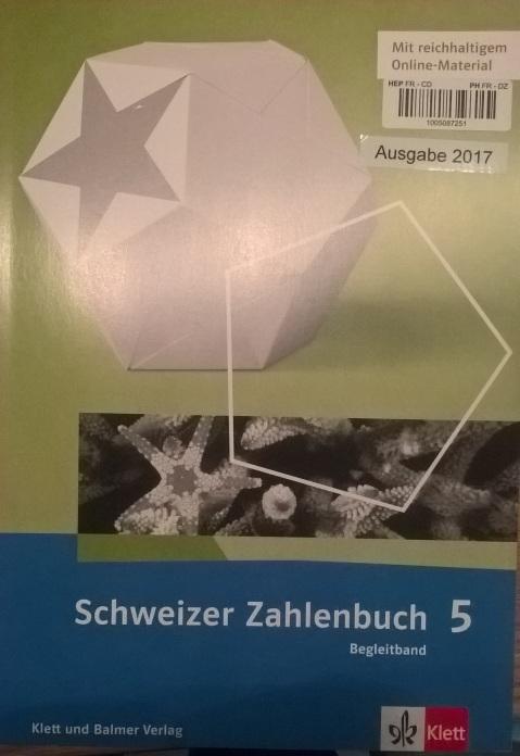 Schweizer Schulbuch